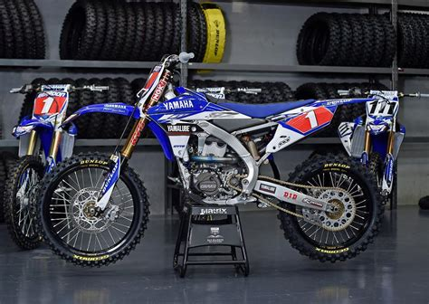 cdr bike yamaha yz450f supercross on instagram