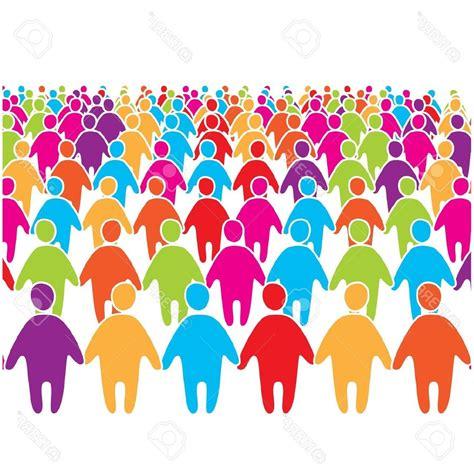 immagini clipart crowd of clipart 101 clip