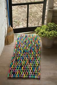 Flip Flop Door Mat Recycled Flip Flop Large Door Mat