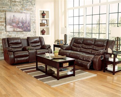 lazy boy leather wall hugger recliners uncategorized reclining sofa with console ashley