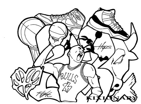 libro the street art colouring free coloring page coloring graffiti michael jordan by kixionary world michael jordan