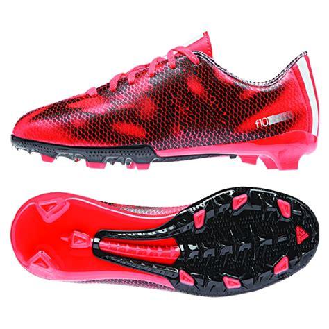 pony football shoes 49 49 adidas f10 youth fg soccer cleats solar