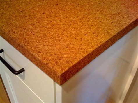 cork countertops kitchen countertops prices and styles