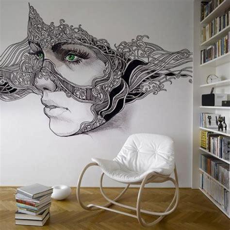 cool drawings on bedroom walls decorar paredes con fantasmagor 237 as decoracion de interiores