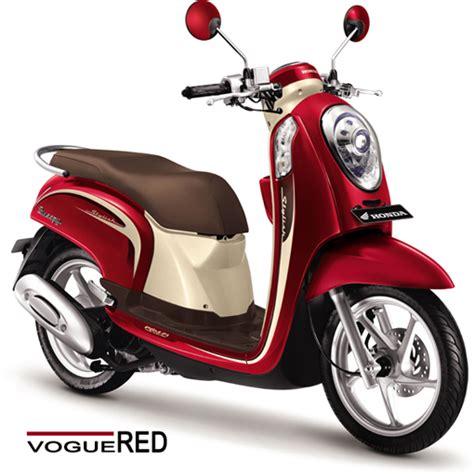 Honda Scoopy Fi 2013 Orisinil spesifikasi dan harga honda scoopy fi 2013 spesifikasi