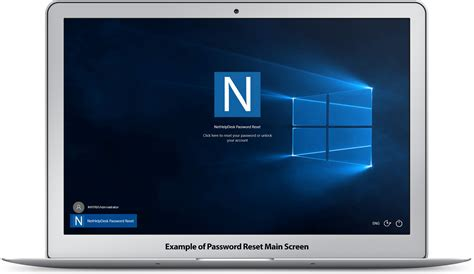 Windows Password Reset Self Service | self service password reset help desk software nethelpdesk