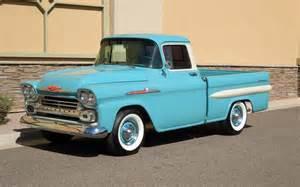 1958 chevrolet apache 138129
