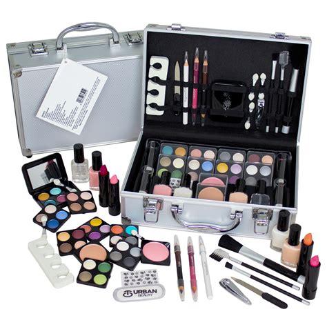 Makeup Set vanity cosmetic set travel make up box