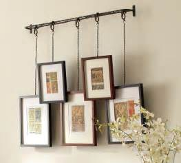 hanging picture frames ideas twig display system eclectic picture frames by pottery barn
