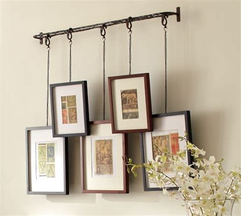 picture frame hanging ideas twig display system eclectic picture frames by