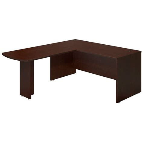 l shaped peninsula desk bush sre041 l shaped peninsula desk shell