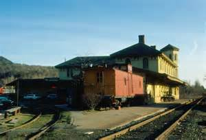 Panoramio photo of former new york new haven and hartford railroad
