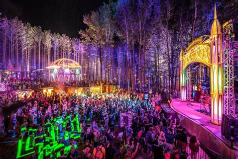 electric forest announces lineup  single weekend