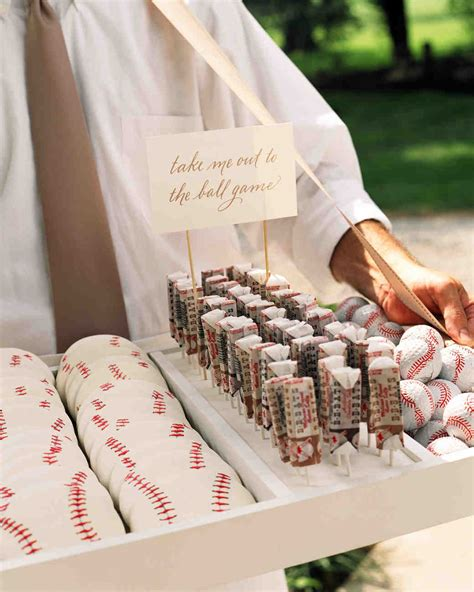 all wedding ideas for the ultimate sports fan martha stewart weddings