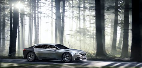 peugeot exalt peugeot bringing updated exalt concept to paris auto show