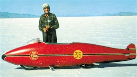 Motorrad Aus Film Salt by Burt Munro Collectibles Will Be Racing Out The Door