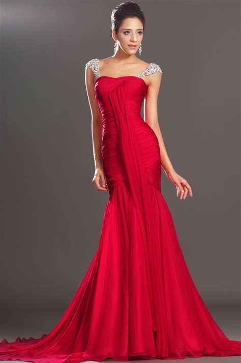 vestidos de fiesta vestidos de noche vestidos de graduac on vestidos de noche largos y rojos