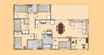 shipping container house floor plans big 5 13