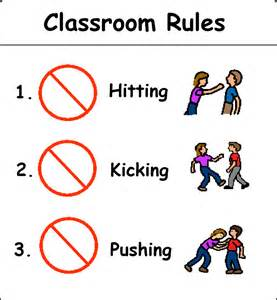Rules For Home Design Story Classroom Rules