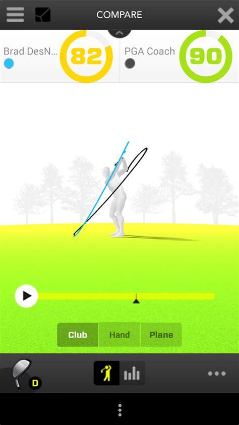 golf swing speed app zepp golf swing analyzer range review busted wallet