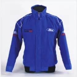 Ford Jackets 2015 Winter Thick Blue Ford Jacket Formula F1 Moto Gp