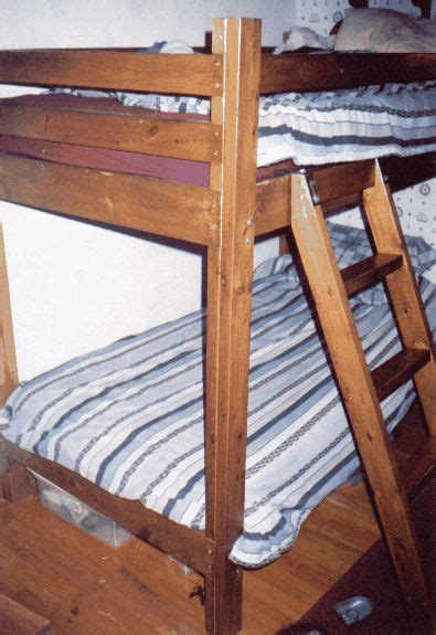 free bunk bed plans 37 best free bunk bed plans images on