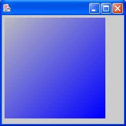 другой gradientpaint демо программирование на java