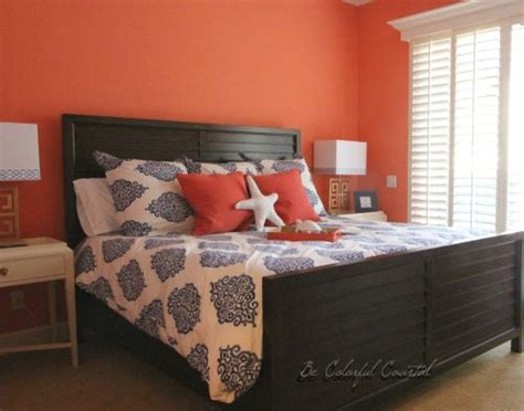 coral paint bedroom 25 best ideas about coral paint colors on pinterest