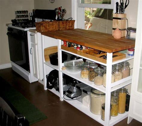 ivar kallax hack ikea hack white wood chopping block island made from ivar shelves one of ikea s many