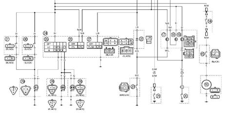 2005 yfz 450 wiring diagram 27 wiring diagram images