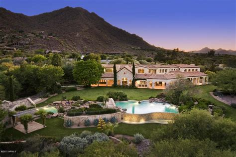 12 5 million estate in paradise valley az homes of the