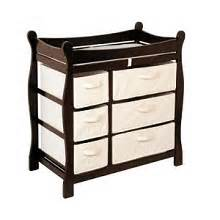 badger basket baby changing table with six baskets shop changing tables and dressers for baby with an