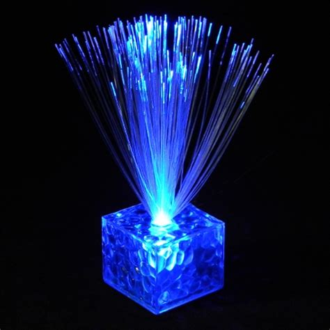 fiber optic centerpieces battery operated battery operated fiber optic lights for crafts