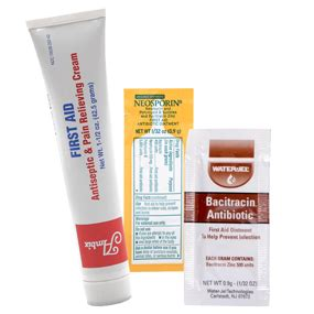 triple antibiotic ointment on tattoos antibiotic ointment creams mfasco health safety