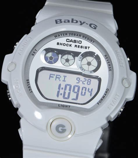 Casio Baby G Bg 6900 Pink live photos baby g bg 6900 7jf snow white