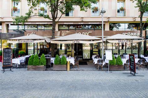 terrasse restaurant strasbourg resto strasbourg terrasse