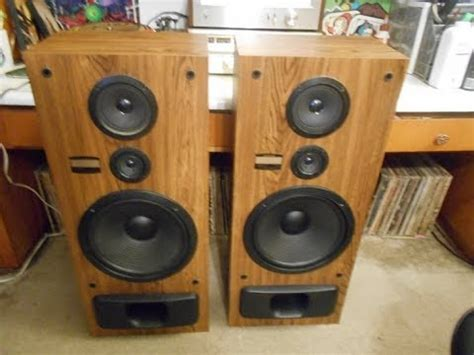 house speakers pioneer cs n571 house speakers testing review youtube
