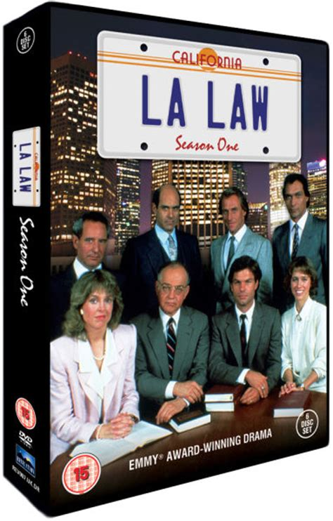 4 Dvd In Stores 73 by La Season 1 Dvd Zavvi