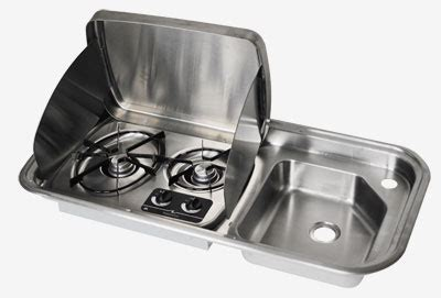 the kitchen sink trailer rv outside kitchen for tent trailers pop ups