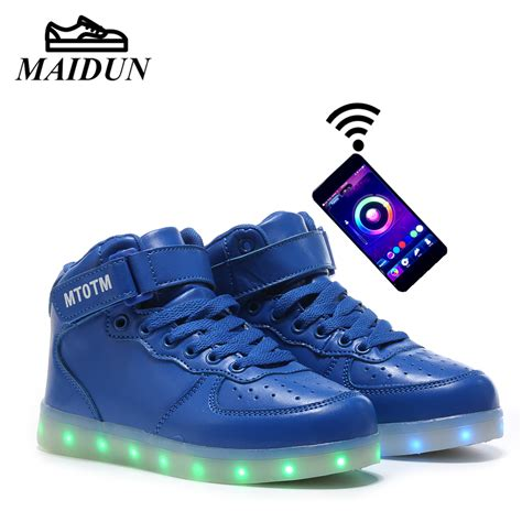 light up shoes app best led shoes for kids light shoes for sale aliexpress