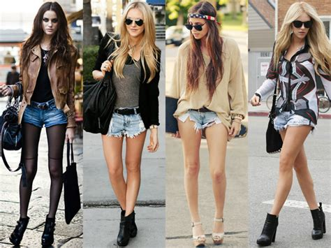 5 Sweet And Shorts Styles by Fashionable S Shorts Trends And Tendencies 2017