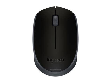 Logitech Wireless Mouse B170 logitech wireless mouse b170 910 004798 msystems