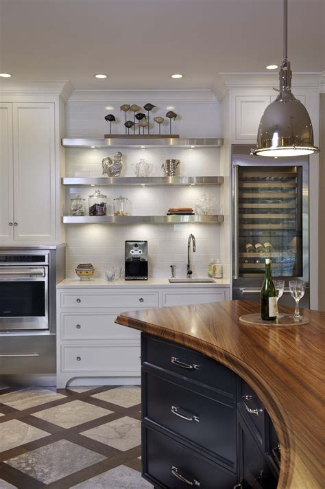 Kitchen Countertop Decorative Accessories by Kitchen Island Wood Countertop Decosee
