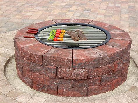 outdoor brick pit designs outdoor brick bbq pit plans pit design ideas