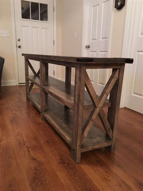 rustic farmhouse entry table 25 best ideas about rustic style on pinterest rustic