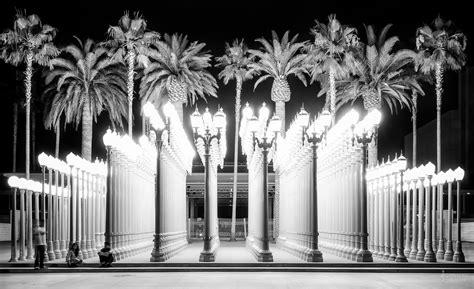 lights light los angeles california