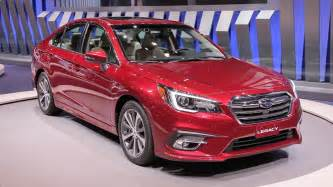 Legacy Subaru 2018 Subaru Legacy Preview