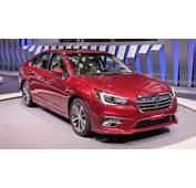2018 Subaru Legacy Video Preview