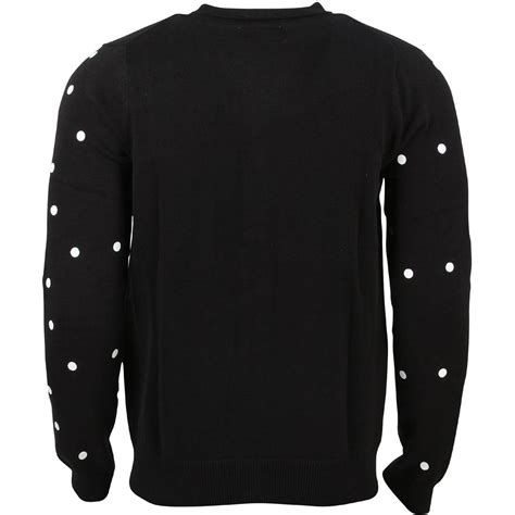 Sweater Billionaire Boys Club Abu billionaire boys club roy sweater black