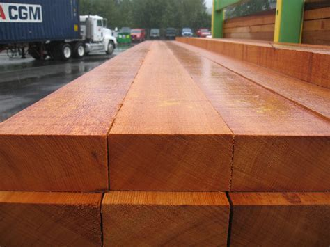 custom decorative cedar box beams from woodland custom western red cedar beams arc wood timbers